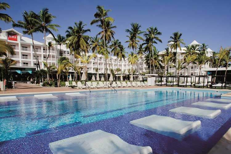 Luxe all inclusive hotel RIU Palace Macao Punta Cana