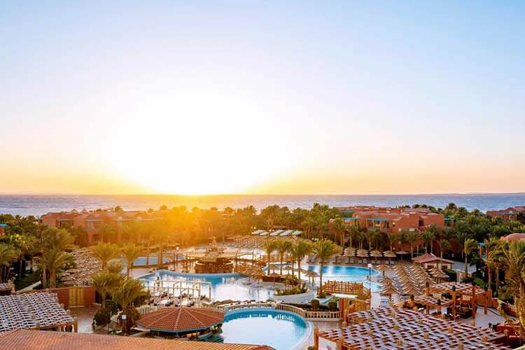 Luxe all inclusive vakantie TUI MAGIC LIFE Sharm el Sheikh Egypte