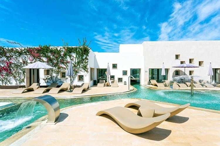 Luxe 5 sterren all inclusive Hotel Grand Palladium White Island Resort & Spa Ibiza