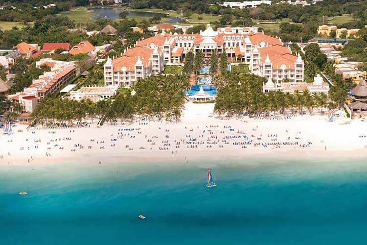 Luxe all inclusive  RIU Palace Riviera Maya Mexico
