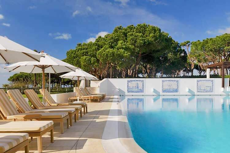 luxe 5-sterren hotel Pine Cliffs Resort Portugal Algarve