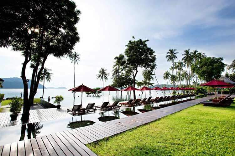 Luxe 5 sterren The Vijitt Resort Phuket